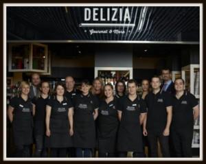 Delizia Gourmet CSAPAT
