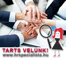 HR Vezető